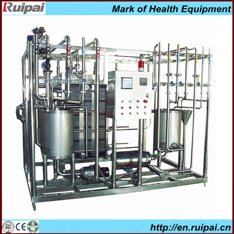 Milk and Juice Plate Sterilizer