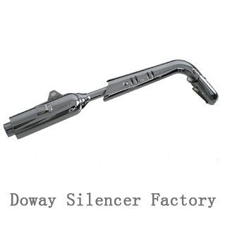 Scooter Exhaust Silencer-Scooter Exhaust Silencer Manufacturers