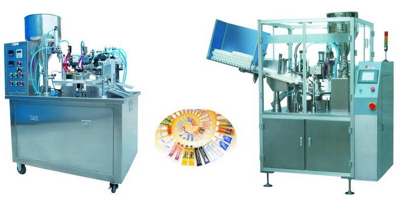 Composite Hose Filling & Sealing Closure Machine (FGF)