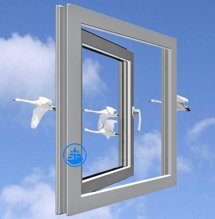 China Pvc Windows : Pvc windows and doors sfpw china