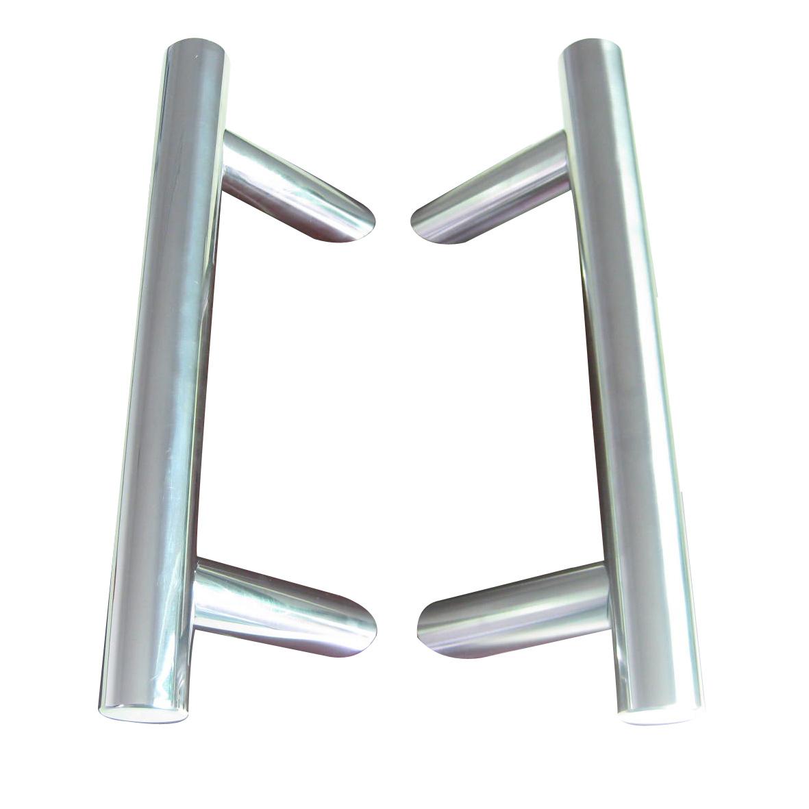 Stainless steel door pulls china stainless steel door for Door pull handles