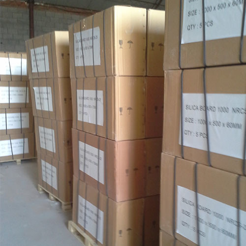 Kiln Back Insulation Calcium Silicate Board (NRCS-225)