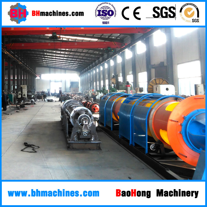 800/1+6 Tubular Cable Machine for Steel Stands