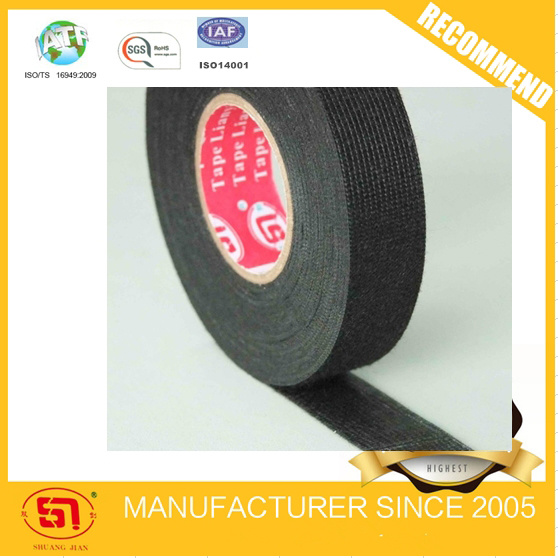 High Quality Polyester Noise Reduction Pet Fleece Tape for Auto Use