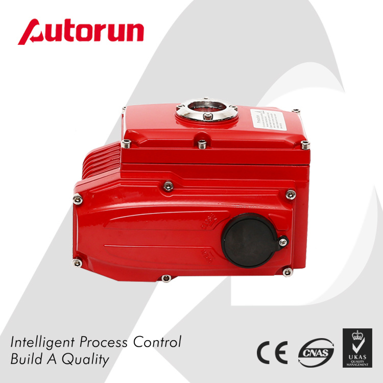 Zhejiang Supplier on/off or Modulating Electric Actuator for Valve