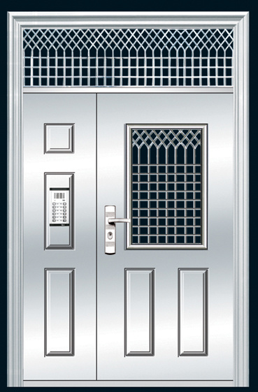 Stainless Steel Door (FXSS-010)