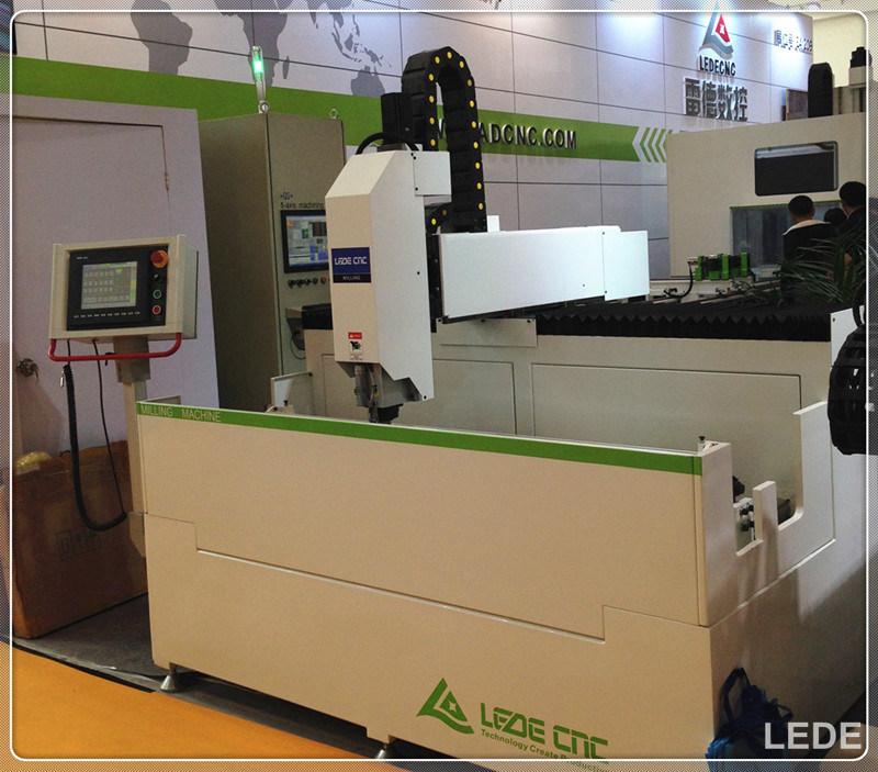CNC Milling Machine --Holes, Groove Milling 3X Copy Router LXFA-CNC-1200