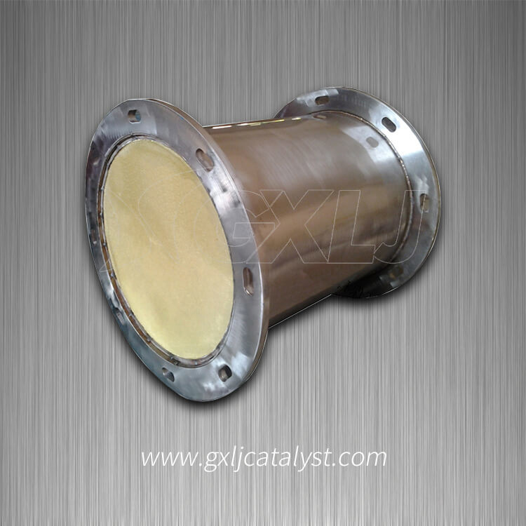 Diesel Engine SCR Catalytic Muffler Catalytic Conveter Silencer Converter