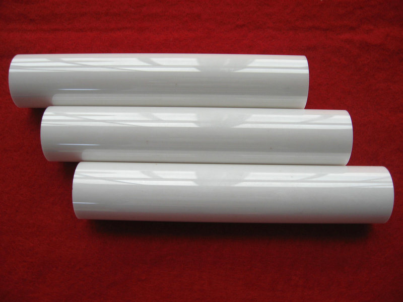 High Hardness Precision White Zirconia Ceramic Piston