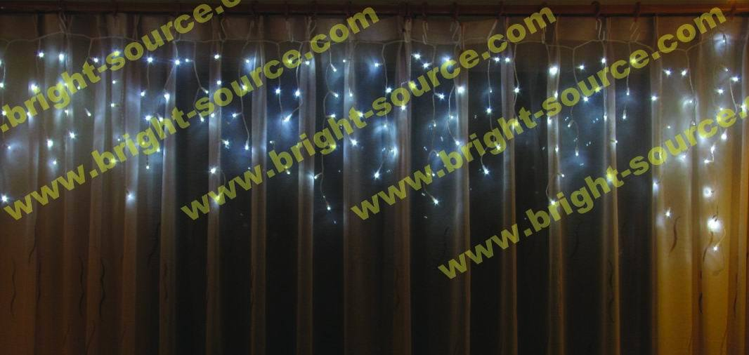 led icicle light china christmas light holiday light. Black Bedroom Furniture Sets. Home Design Ideas