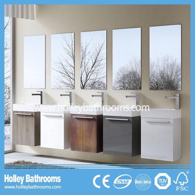 European Style MDF Multicolored Hot Selling Modern Bathroom Cabinet (BF128N)