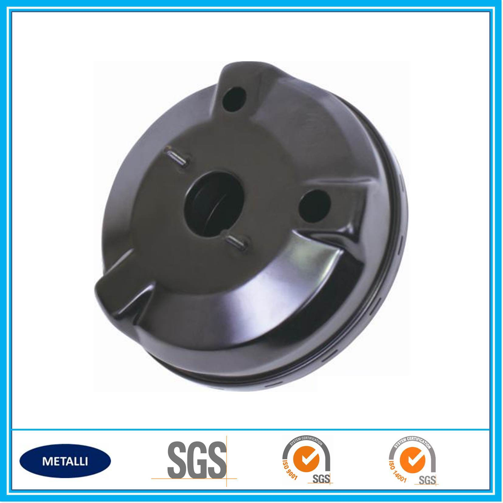 Atuto Part Vacuum Pump Brake Booster Shell