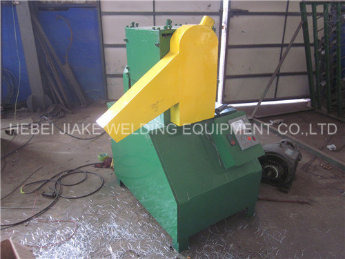 Wave Type Steel Fiber Machine