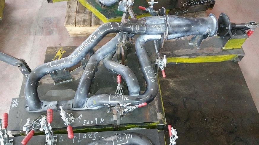 89CNC Automatic Labor-Saving Pipe Bending Machine