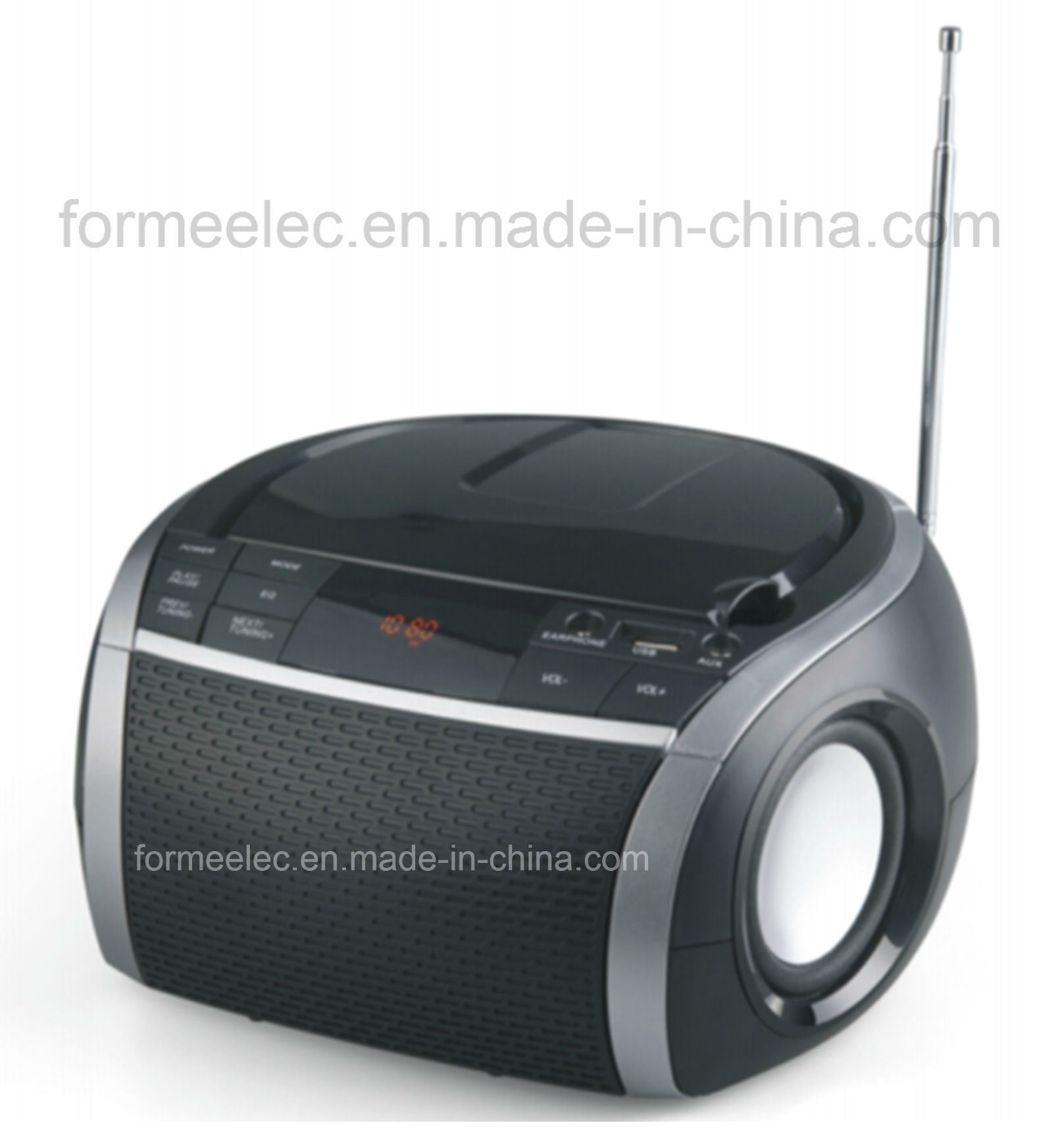USB SD Bluetooth Portable CD Player Boombox MP3 CD Combo