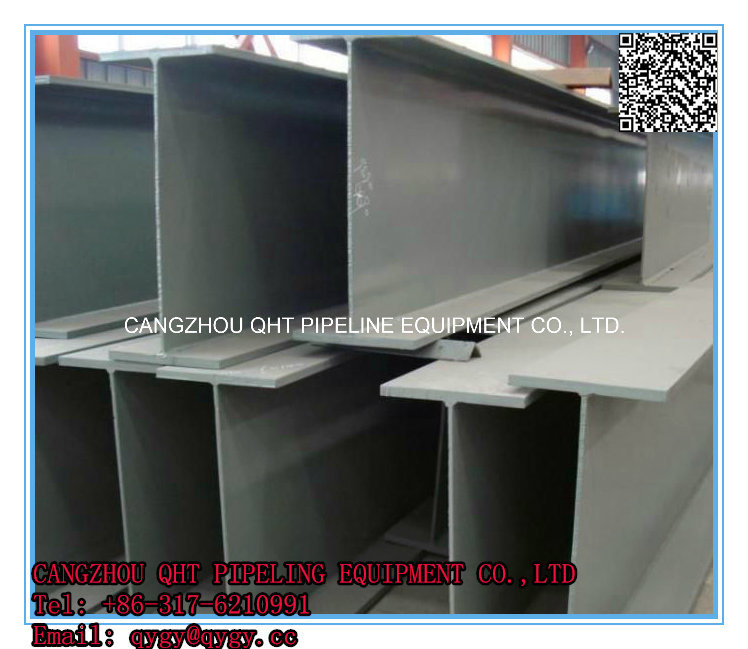 Hot Rolling I-Beam and H-Beam Steel