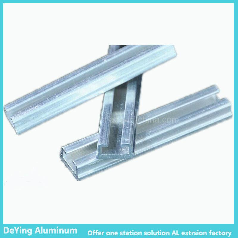 Aluminum / Aluminum Profile Extrusion for Hair Straightener