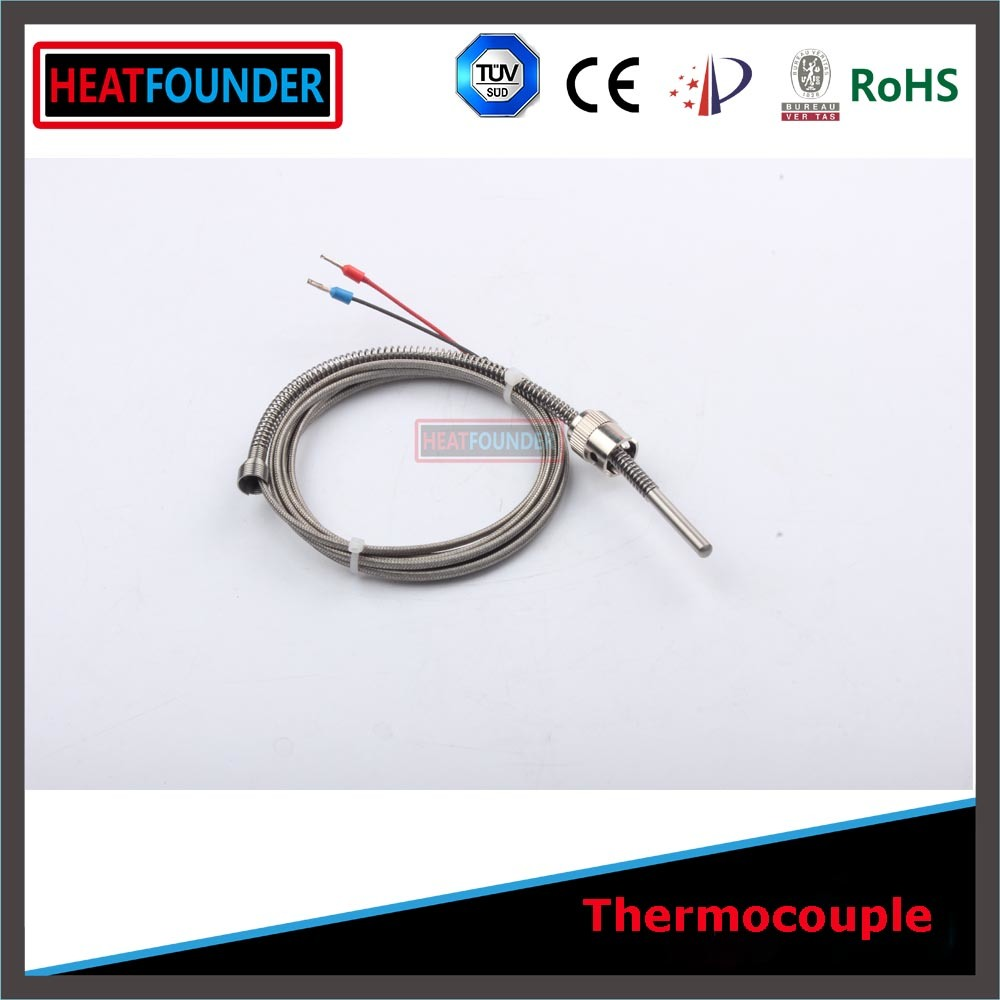 K Type Thermocouple Connector Range 0-400c