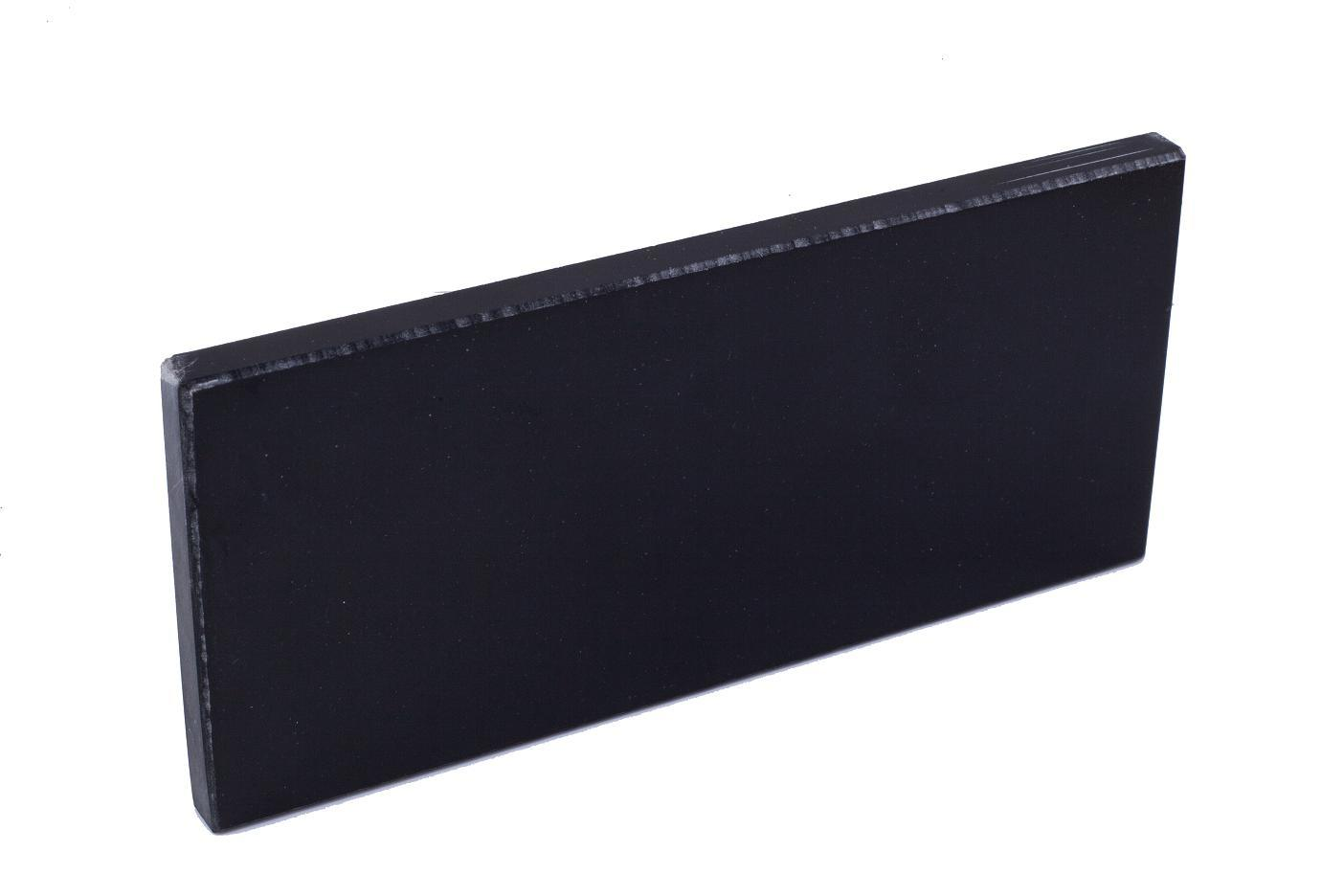 Building Materials Black Modified Acrylic Artificial Stone Bm8891