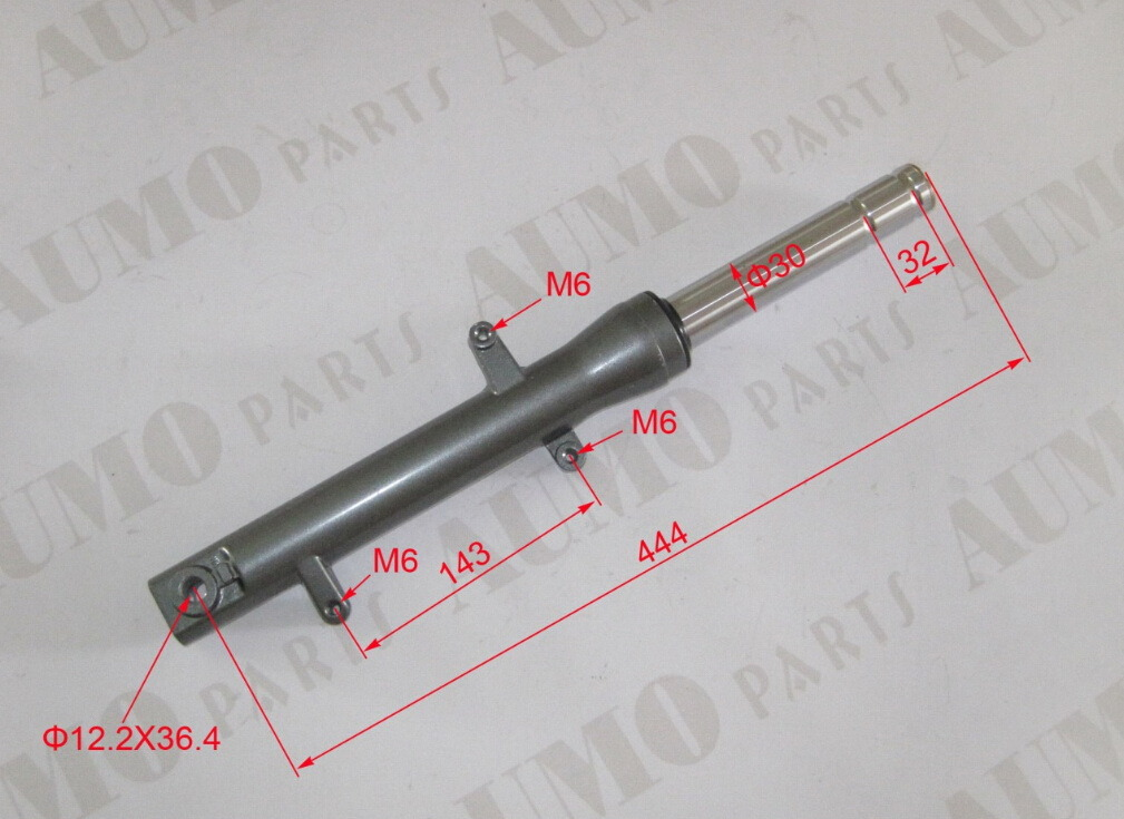 Front Left Shock Absorber for CPI Gtx50 Gtx125 Suspension Parts