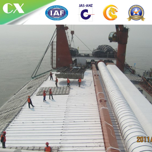 Geotextile Fabric for River Construction Project