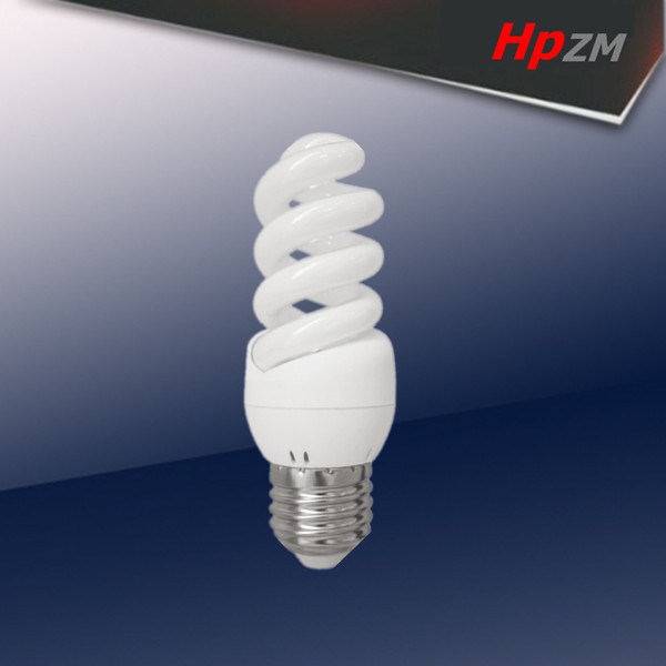 CFL Light Spiral U Shape Energy Saving Bulb