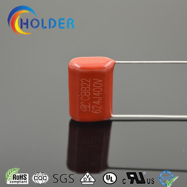 Metallized Ploypropylene Film Capacitor (CBB22 624J/400V)