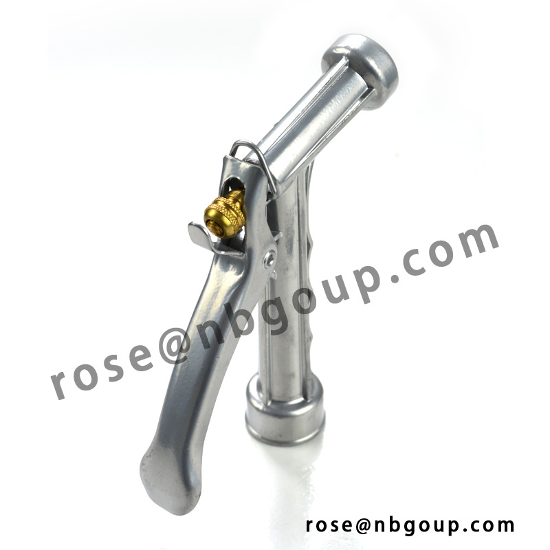Full Size Metal Nozzle with Threaded Front (GU243)