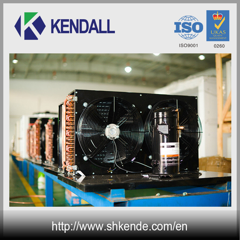 Air Cooled Hermetic Refrigeration Unit with Copeland Scroll Compressor