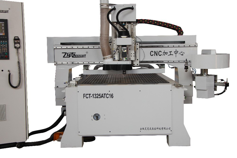 New Type High-Speed 3-Axis CNC Machining Center