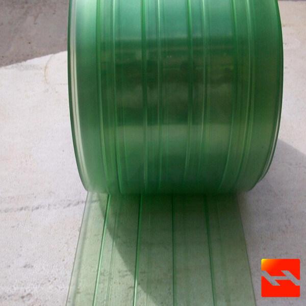 China PVC Strip Curtain Plastic Roll Curtain Supply