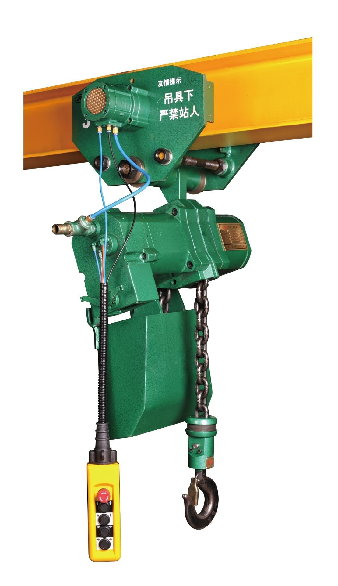 China Supplier 1 Ton3 Phase 220V380V410V Cdii/Mdiitype Electrical Hoist