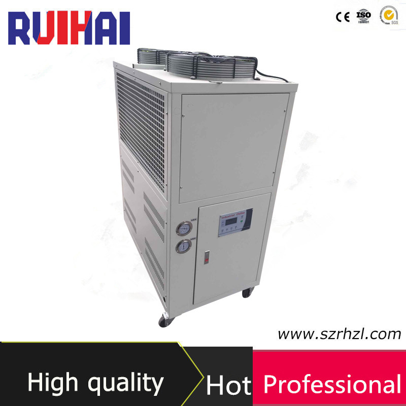 1/2 to 20 Tons Industrial Box Plastic Water Chiller
