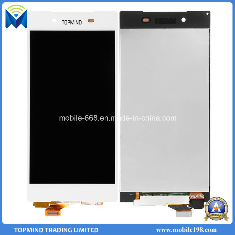 Original LCD with Touch Screen with Frame for Sony Xperia Z5