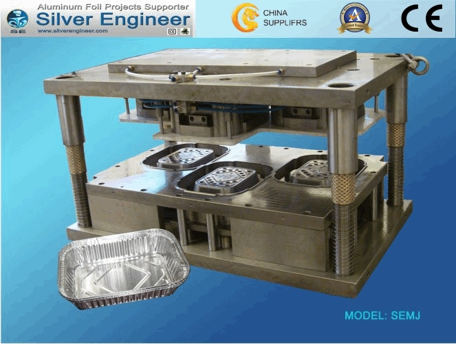 Aluminum Foil Food Container Mould