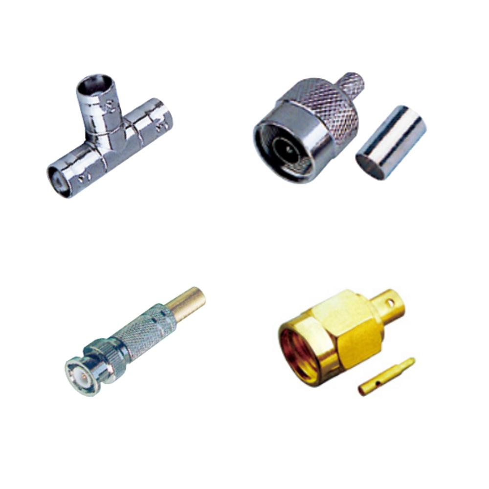 F Connector/BNC Connector for RG6/Rg59