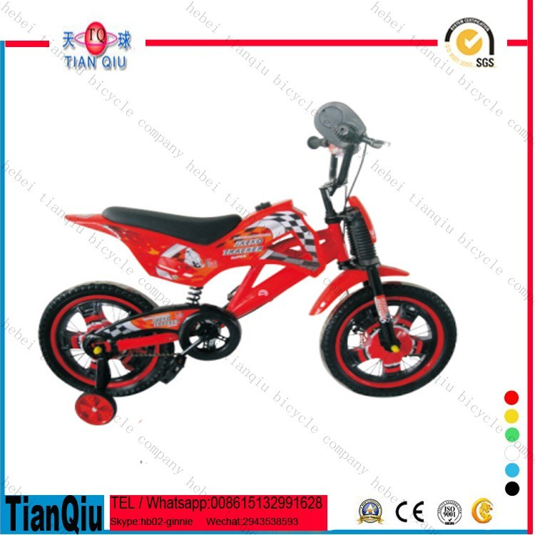New Model Factory Price Children Motorbike Bicycle Kid Motorcycle Bike