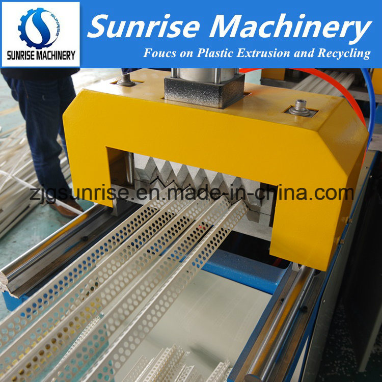 Plastic PVC Profile Corner Bead Extrusion Making Machine