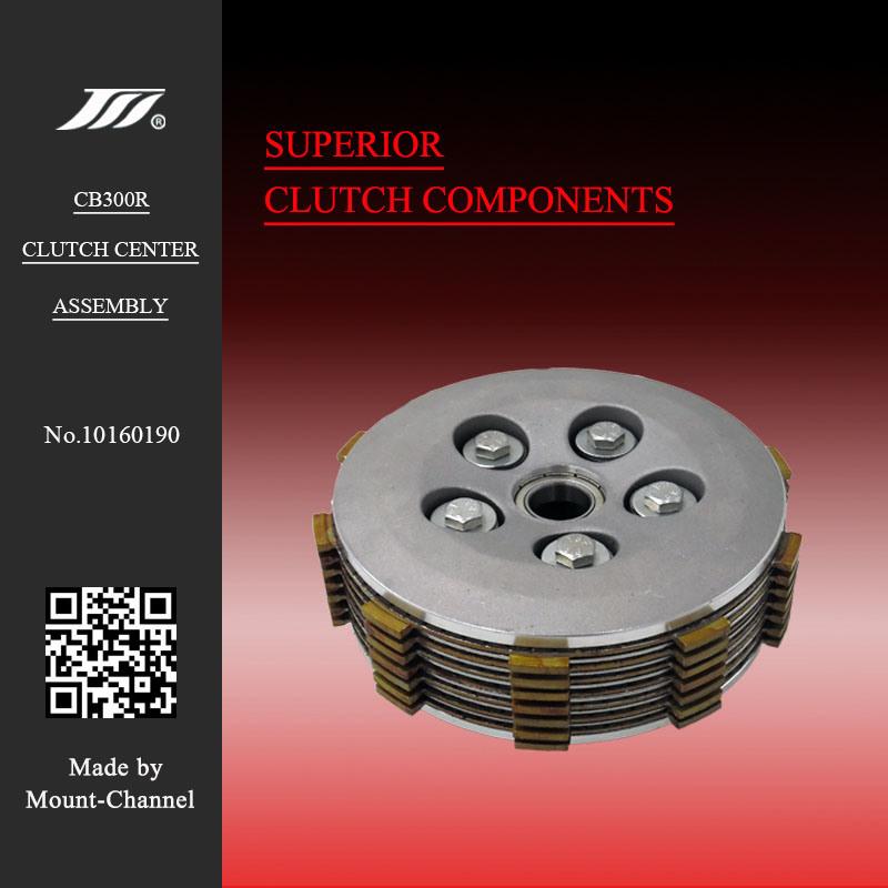 Clutch Comp Kit Embreagem Kvk-CB300 Clutch Center Assembly for Honda