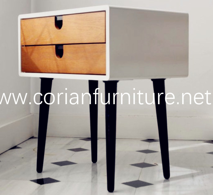 Living Room Corian Sideboard
