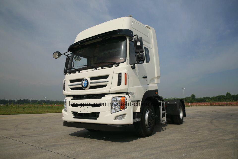 Sinotruk Cdw Tractor Trailer Truck 6 Wheels Tractor Head for Sale