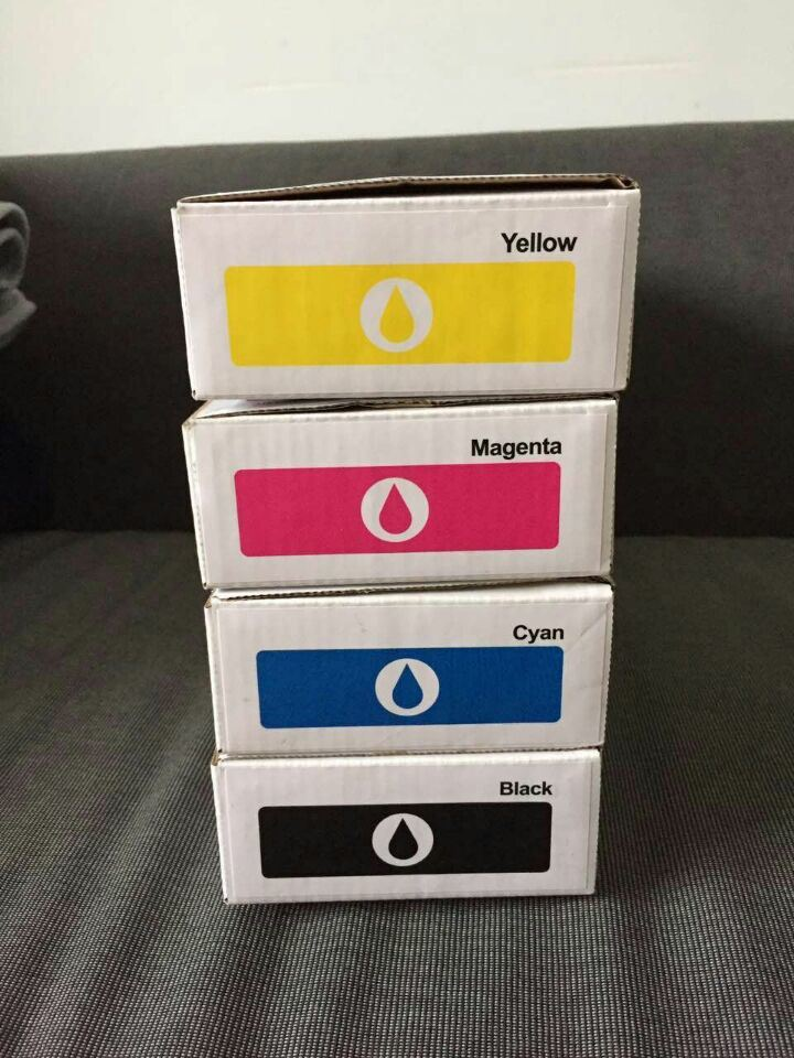 Color Ink Cartridge 7150/9050 Ink Cartridge with Chips for Use in Riso