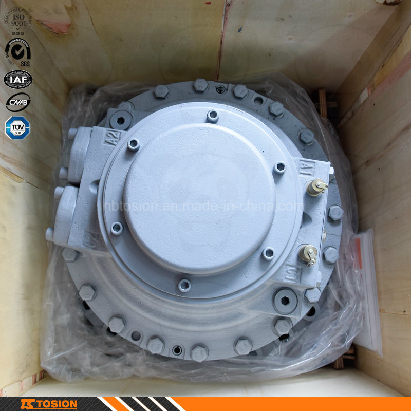 Radial Piston Cam Ring Hydraulic Drive Motor Hagglunds Motor