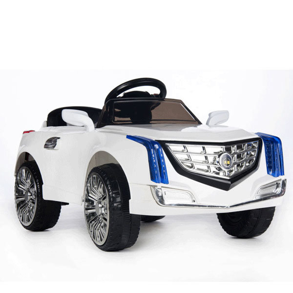 Electric Ride-on Children′s Toy Car-White