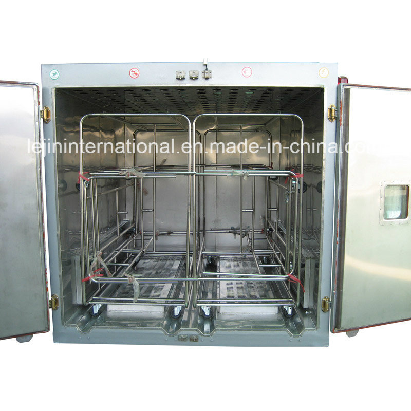 Blowing-Type Wrinkle-Free Oven/Washing Machine