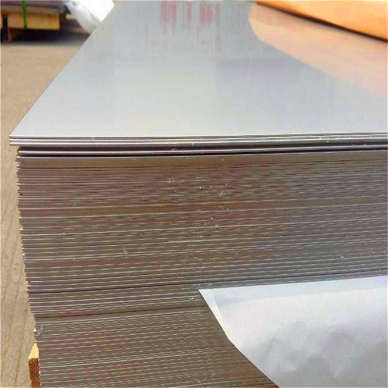Gold Mirror Stainless Steel Sheet