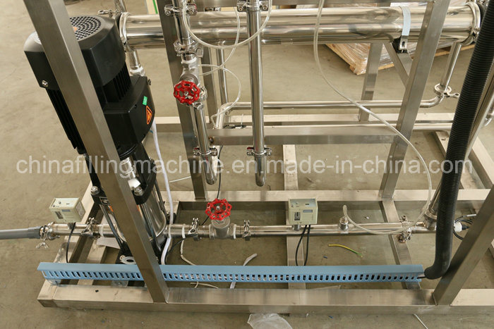 Mineral Water Pure Water RO System Treatment with SUS304 Material