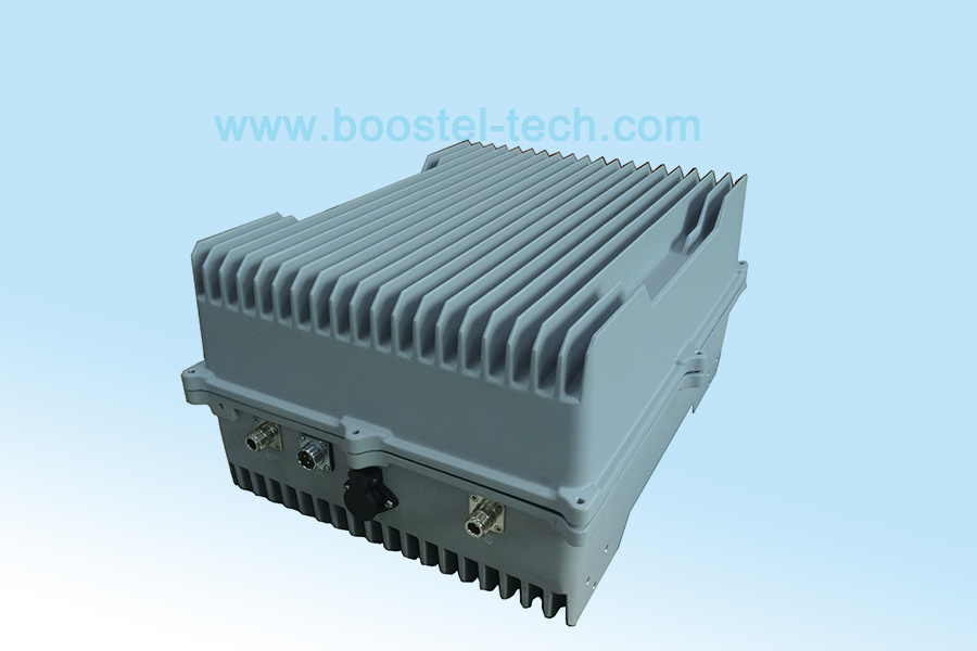GSM900 in Band Frequency Shift Repeater