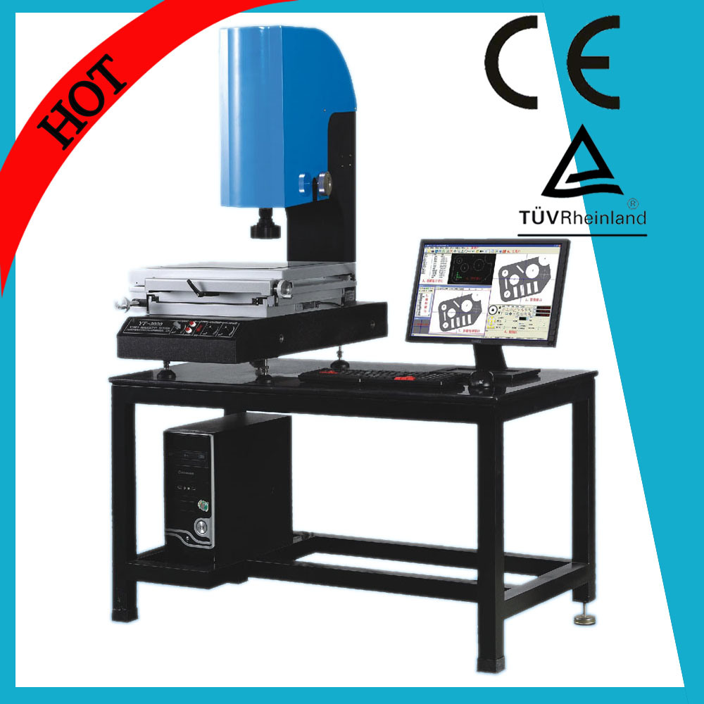 2D/3D Full Automatic Video Measuring Testing Machine From China Suppier