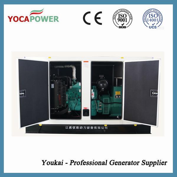 125kVA/100kw Cummins Diesel Engine Power Generation Electric Generator